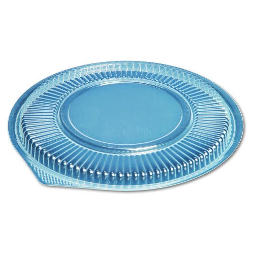 Plastic Lid Microwave Safe Bowl for 48 Oz- Translucent
