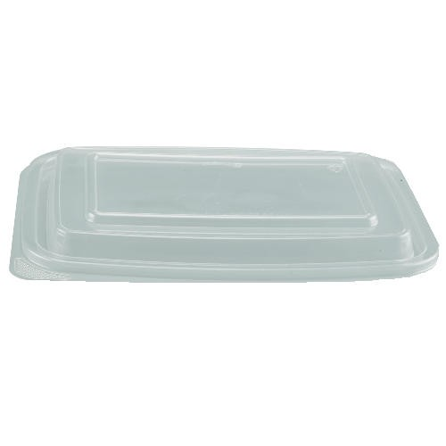 Plastic Lid Microwave Safe for 24-32 Oz- Clear