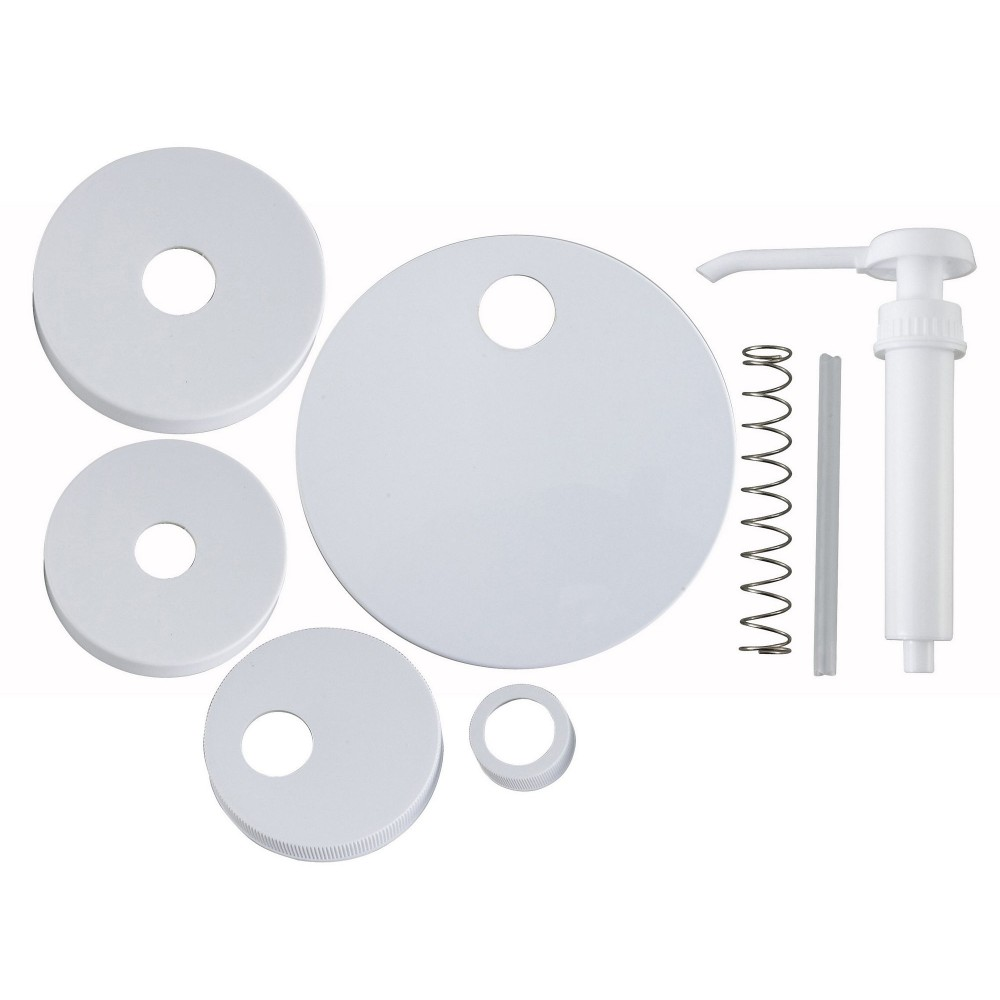 Plastic Pump Kit