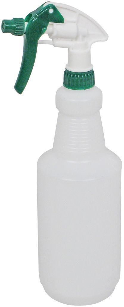Winco PSR-9 Plastic Spray Bottle 28 oz.