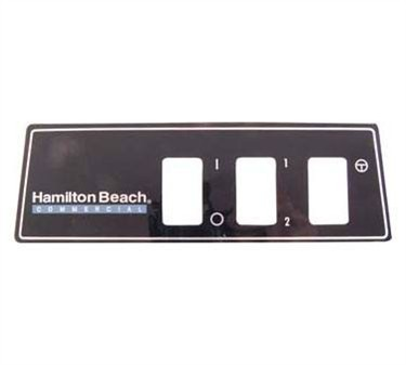 Franklin Machine Products  176-1213 Plate Switch