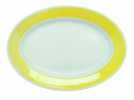 Platter (Yellow) ,12 1/2