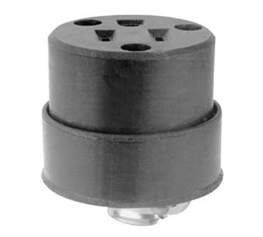 Franklin Machine Products  253-1202 Plug, Female (120V, 15A, 5-15R)