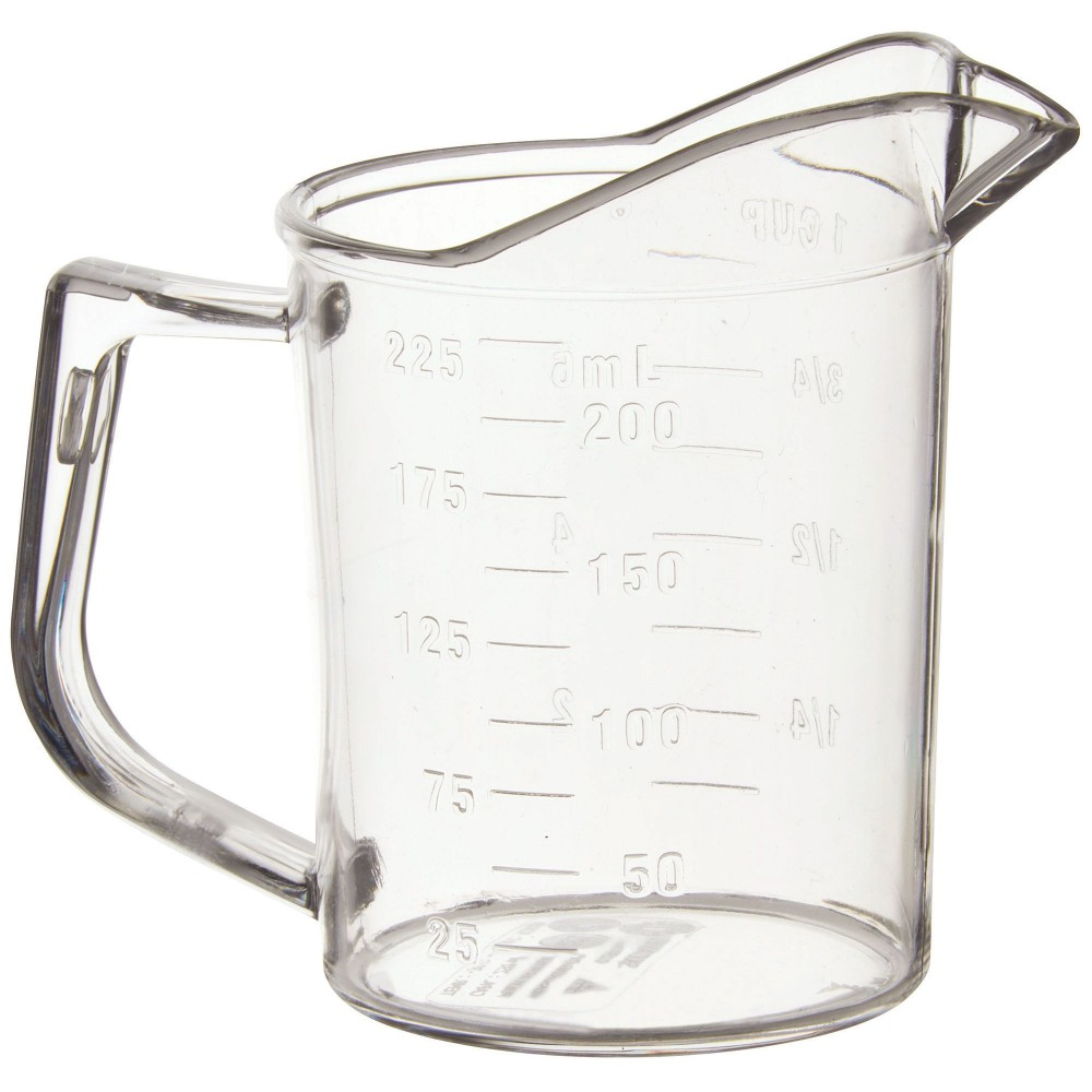 Polycarbonate 1-Cup Measuring Cup