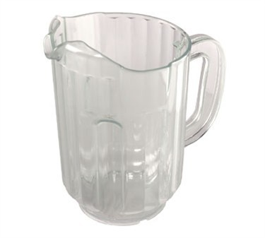 TableCraft 360A Polycarbonate 60 oz. Pass n' Pour Pitcher