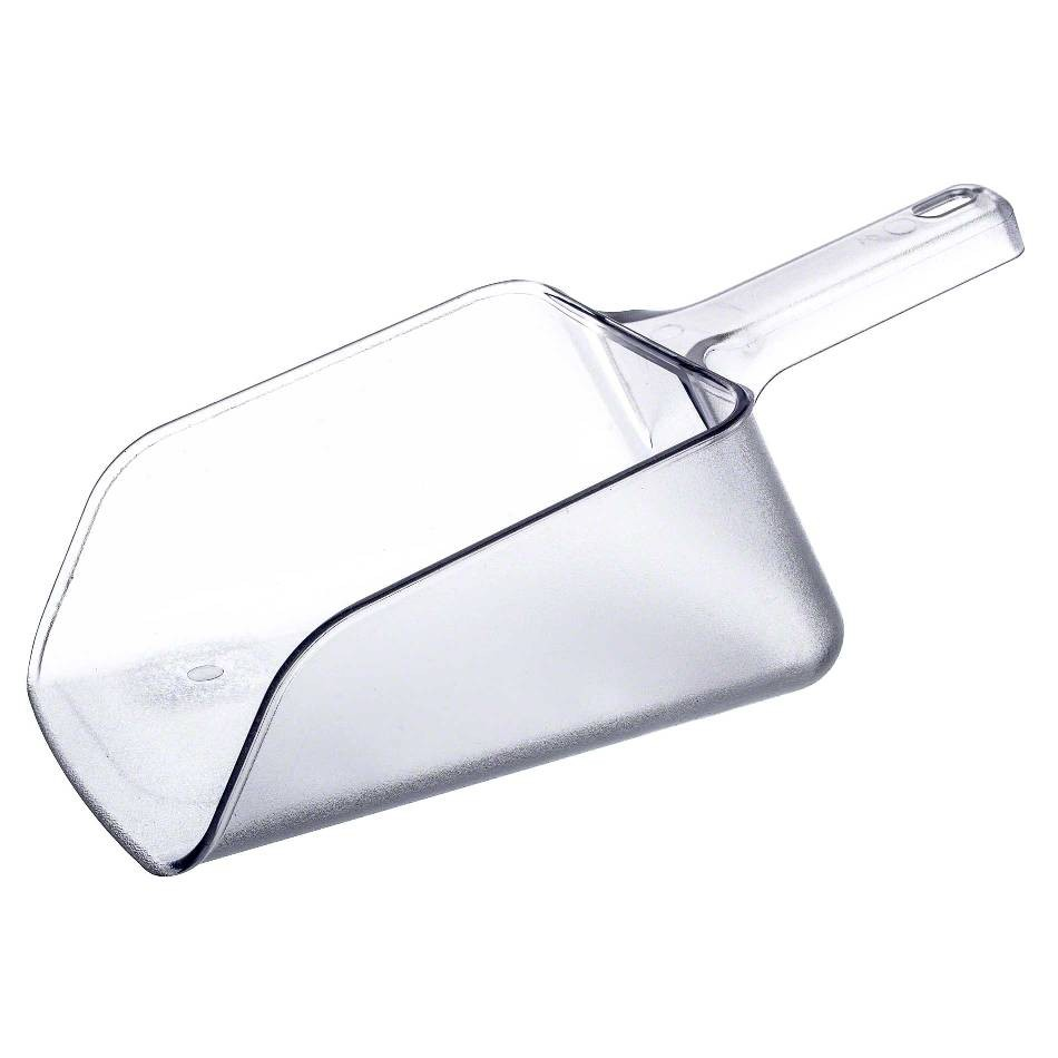 TableCraft 60764 Polycarbonate 64 oz. Ice Scoop