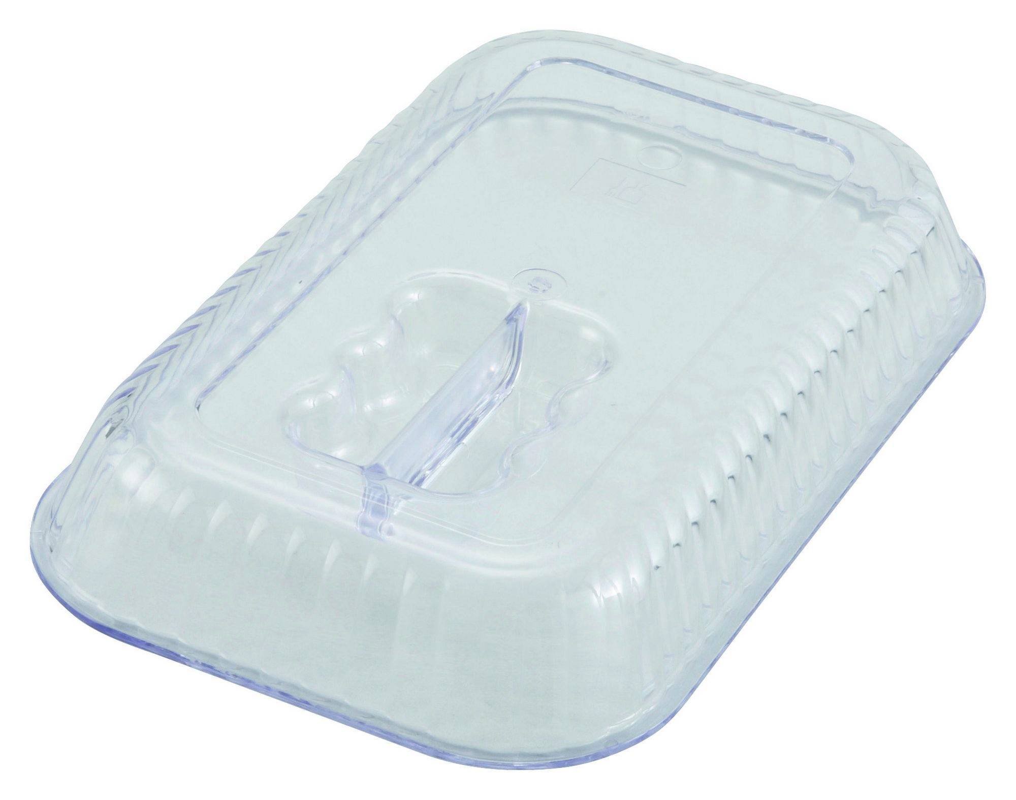 "Winco CRKC-10 Crock Cover for 10"" x 7"" Food Storage Container"