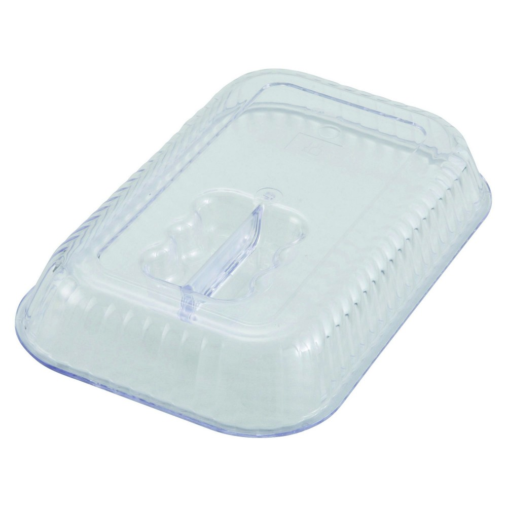 Polycarbonate Cover For 10 X 7 Deli Crock (Cover only)