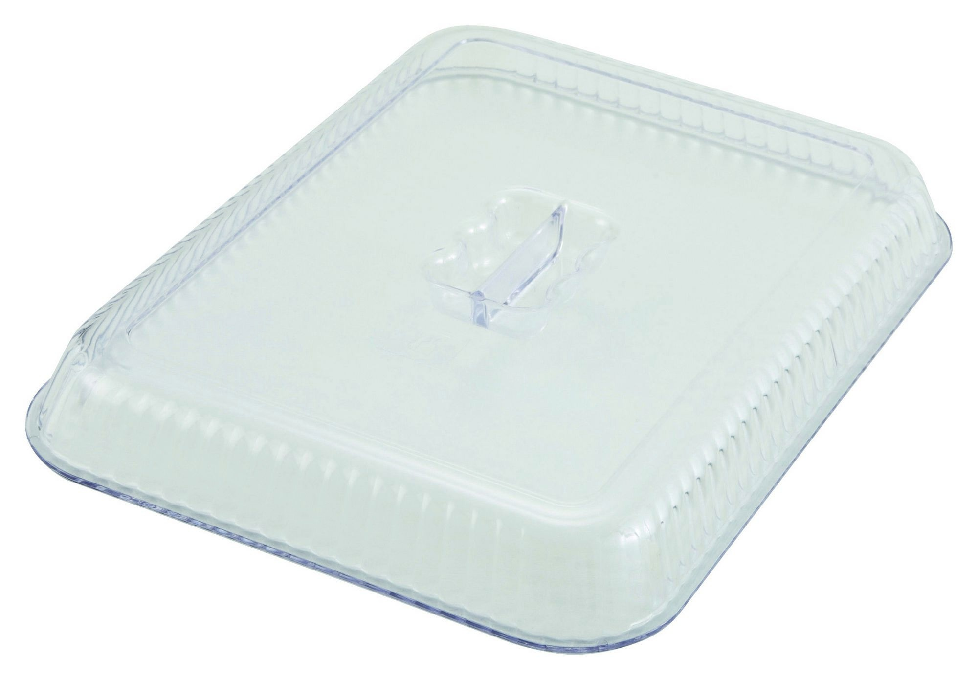 "Winco CRKC-13 Crock Cover for 13"" x 10"" Food Storage Container"