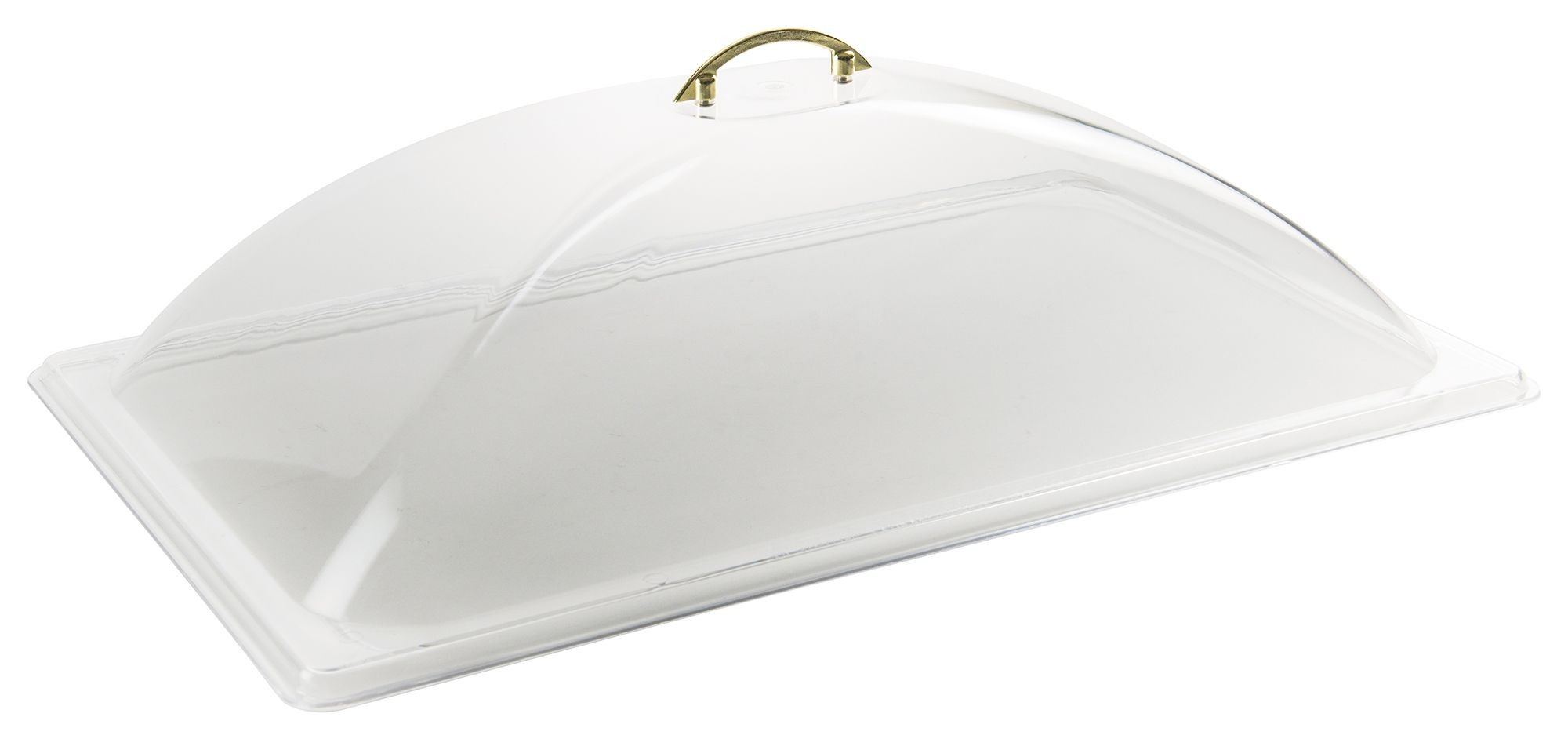 Winco C-DP1 Polycarbonate Dome Cover for Full Size Chafers