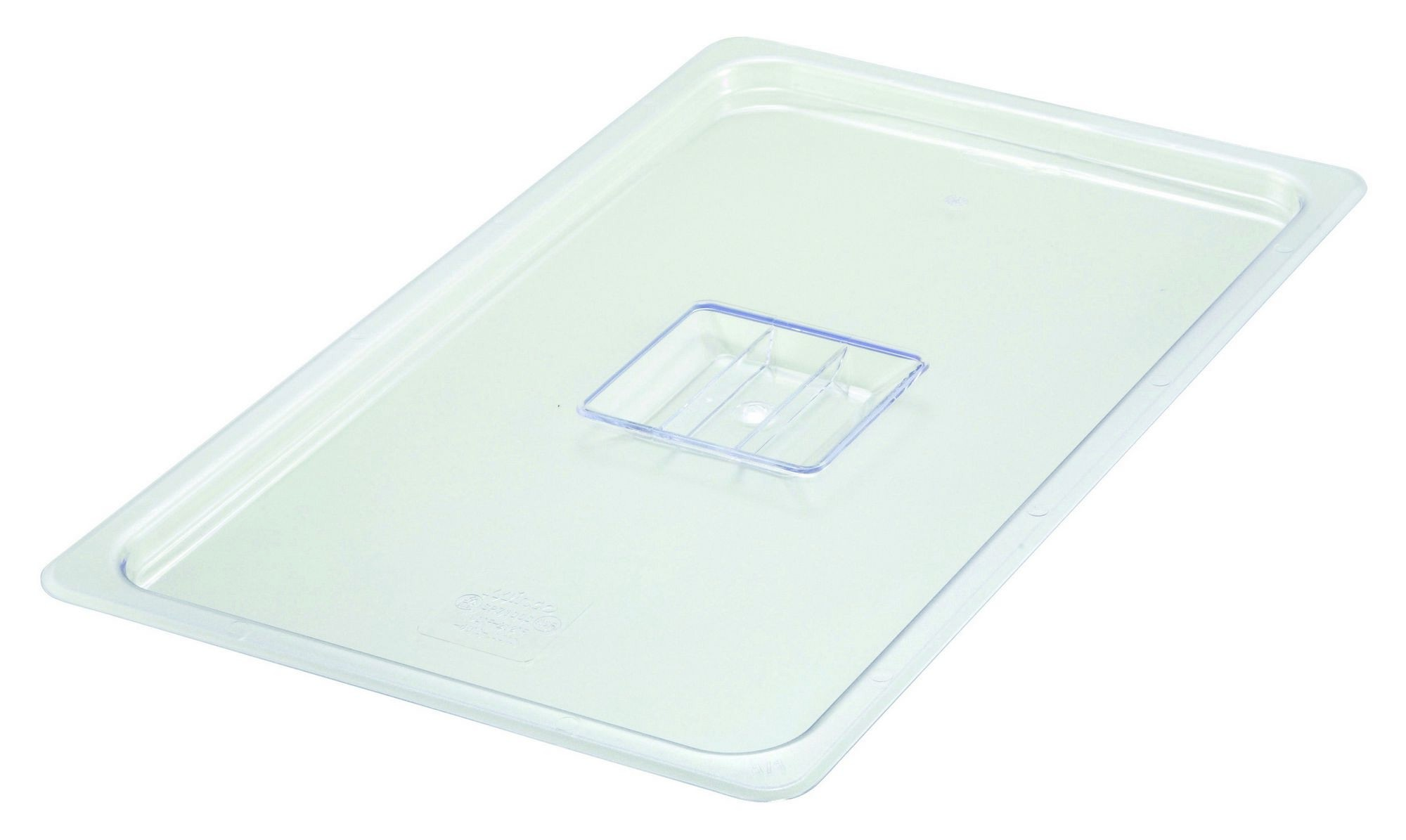 Winco SP7100S Poly-Ware Full-Size Food Pan Solid Cover