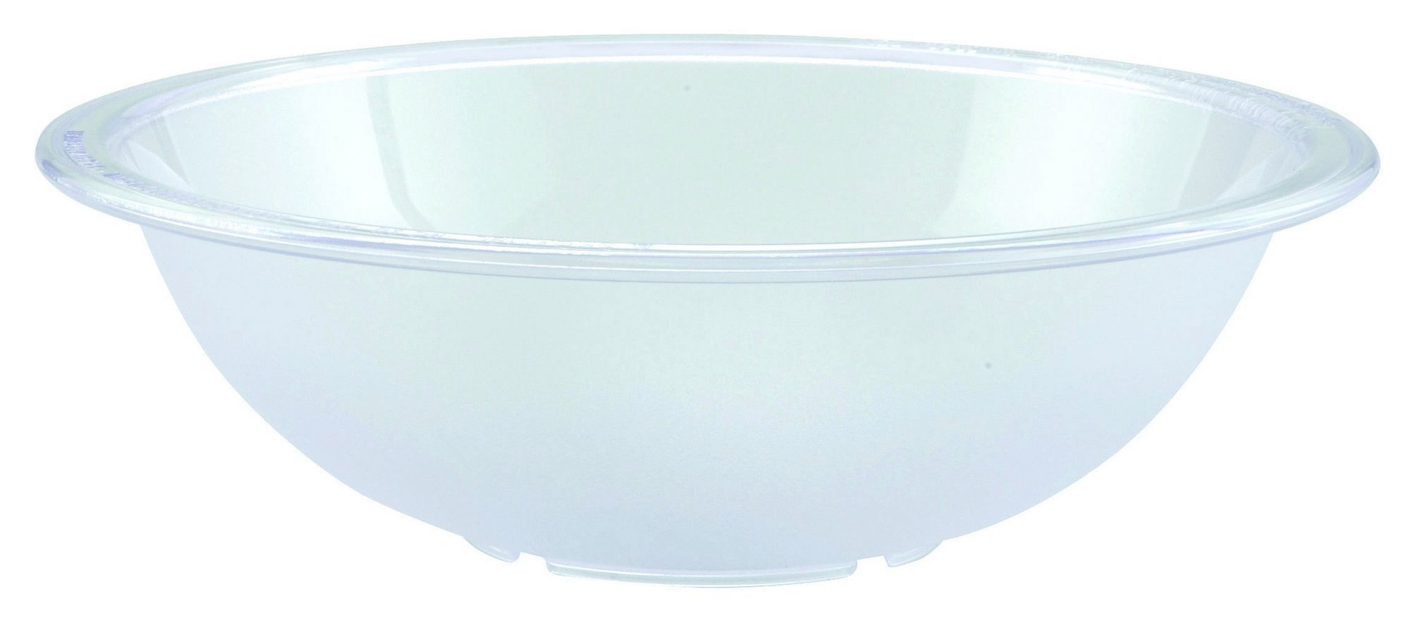 Winco PBB-12 Pebbled Serving Bowl 12-4/5""