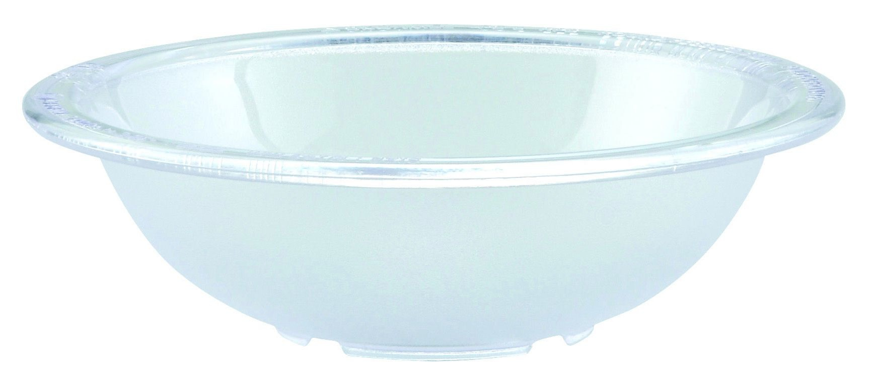 Polycarbonate Pebbled Serving Bowl - 8-7/10