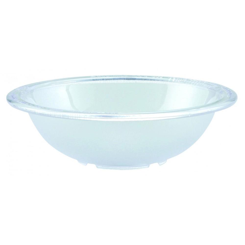 Polycarbonate Pebbled Serving Bowl - 6-7/10