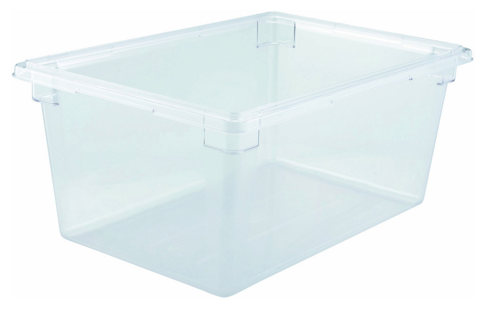 "Winco PFSF-12 Polyware Food Storage Box without Cover, 18"" x 26"" x 12"""