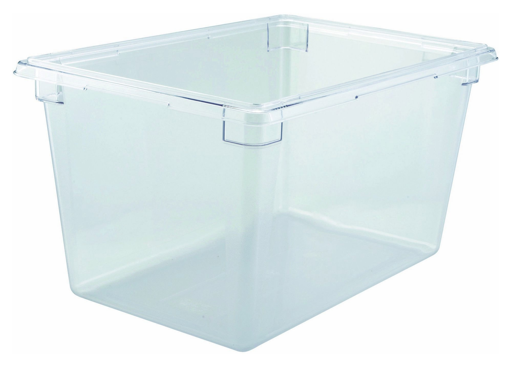 "Winco PFSF-15 Polycarbonate Food Storage Box, 18"" x 26"" x 15"""