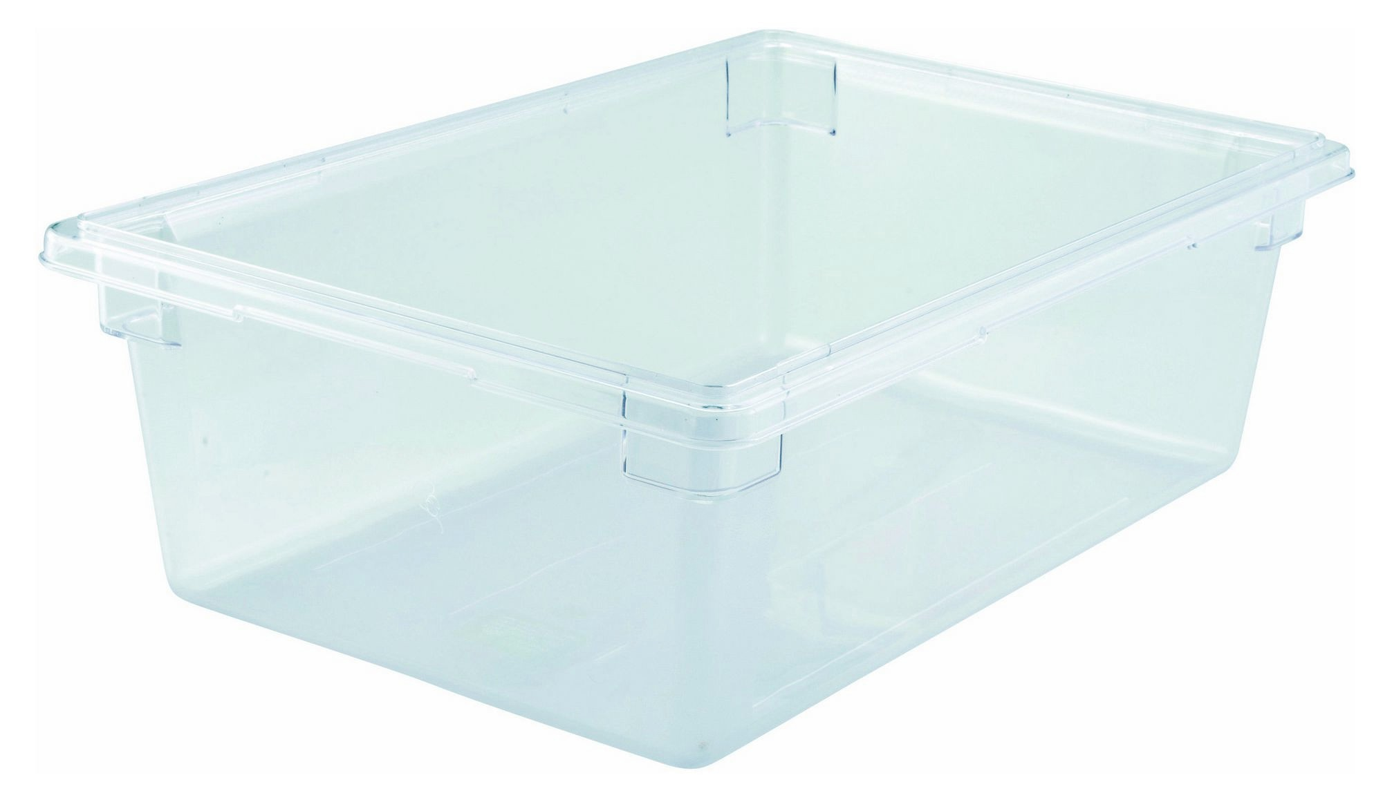 "Winco PFSF-9 Polycarbonate Food Storage Box, 18"" x 26""x 9"""