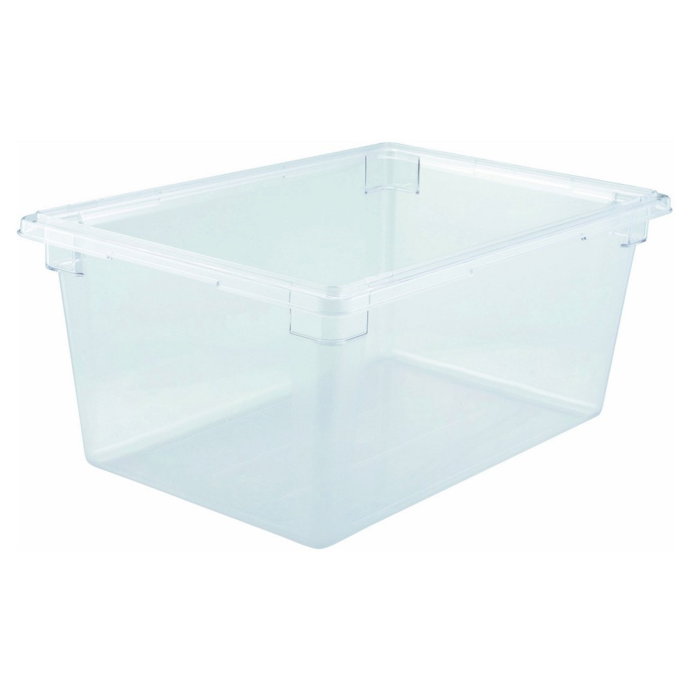 Polyware Food Storage Box Without Cover - 18 X 26 X 12