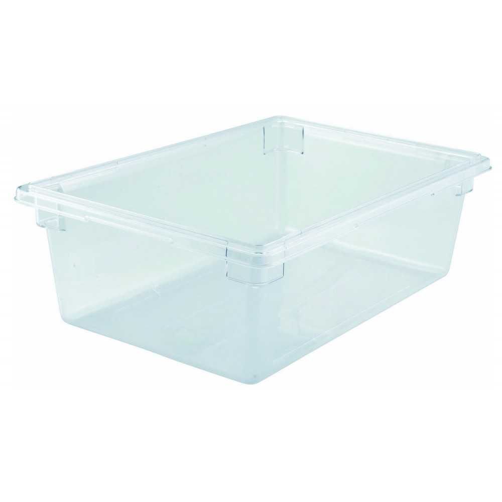 """Winco PFSF-9 Polyware Food Storage Box without Cover, 18"""" x 26"""" x 9"""""""