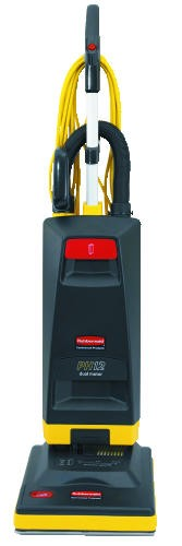 Power Height Vacuum, 12 Amps, 23 lbs, Black/Yellow