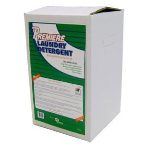 Premier Laundry Detergent Powder, 50lbs, Box