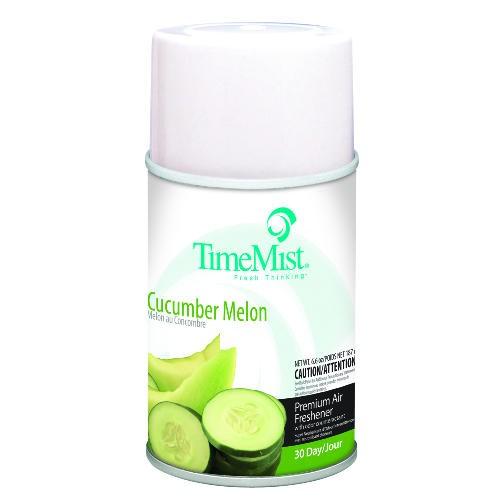Premium Metered Fragrance Dispenser Refills, Cucumber Melon, 6.6 oz