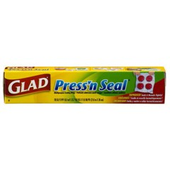 Press'n Seal Plastic Wrap, 11 4/5 x 76 1/5', 70 Square Feet, White