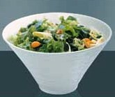 "Yanco PL-408 Pride Land 8 1/2"" Salad Bowl 48 oz."