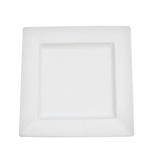 Princesquare White 12 Oz. Soup Plate - 9