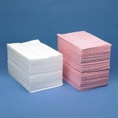 Prism Pink/Wht Countertowel,1/4 Fld,200/Dspnsr