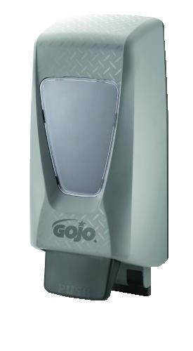Pro 2000 Hand Soap Dispenser, 7 X 5.75 X 16.5,Wall Mount, Black