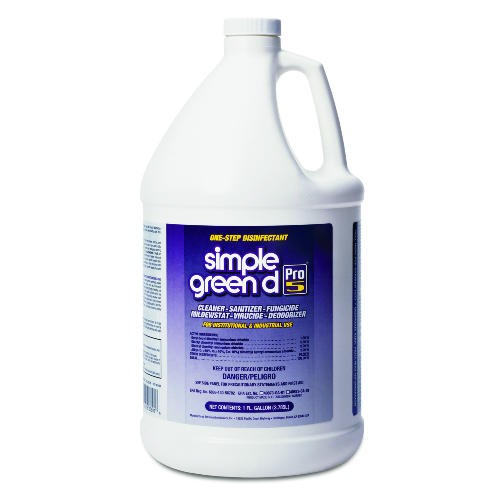 Pro 5 One Step Disinfectant, 1 gal. Bottle