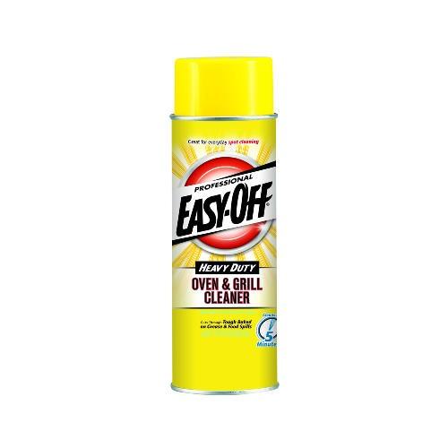 Professional EASY OFF� Oven and Grill Cleaner, Aerosol