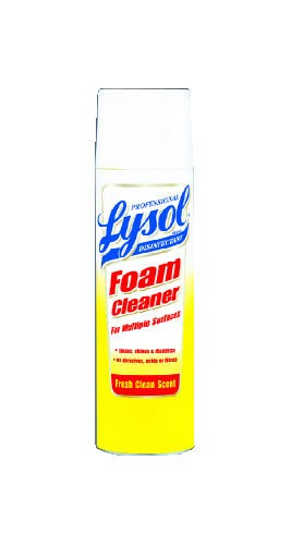 Professional LYSOL� Disinfectant Foam Cleaner for Multiple Surfaces (Aerosol)