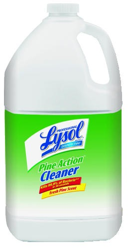 Professional LYSOL� Disinfectant Pine Action Cleaner Concentrate, Dilutes 1:64 (2oz./gal.)