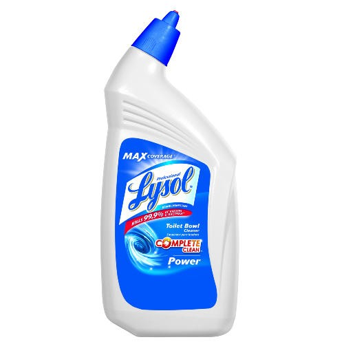 Professional LYSOL� Disinfectant Toilet Bowl Cleaner, Ready-to-Use