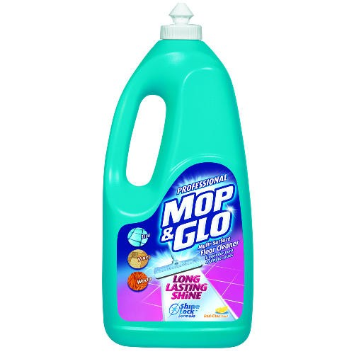 Professional MOP & GLO� Triple Action Floor Shine Cleaner
