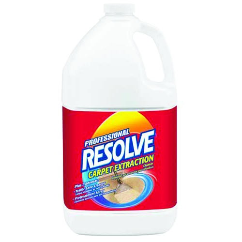 Professional RESOLVE� Carpet Extraction / Traffic Lane Cleaner / Pretreatment Concentrate