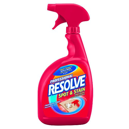 Professional RESOLVE® Spot and Stain Carpet Cleaner, Ready to Use