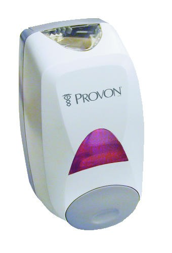 Provon FMX-12, 1250 ml Dispenser, 6.2 X 5.1 X 9.8, Wall Mount, Gray