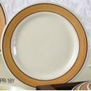 """Yanco PR-16Y Puerto Rico 10-1/2"""" Plate"""