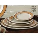 """Yanco PR-9Y Puerto Rico 9-3/4"""" Plate"""