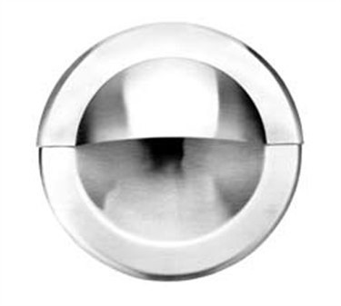 Franklin Machine Products  132-1043 Pull, Round (Stainless Steel, 4-3/4 Dia )