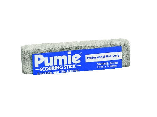 Pumie Scour Stick, 6 X .75 X 1.25, Individually Wrapped
