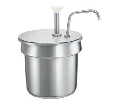 Franklin Machine Products  217-1082 Pump, Condiment (Cp8.5, Lock Lid)
