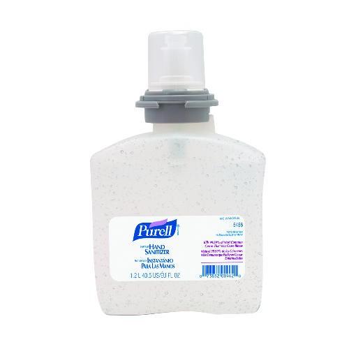 Purell Instant Hand Sanitizer, 1200 ml