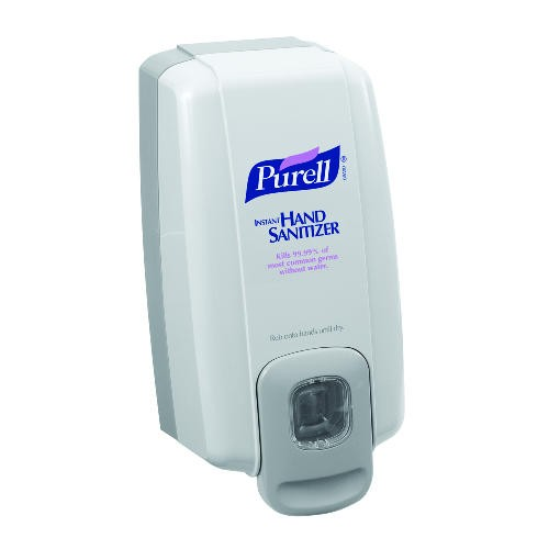 Purell Nxt, Space Saver, 1000 ml Dispenser, White/Gray