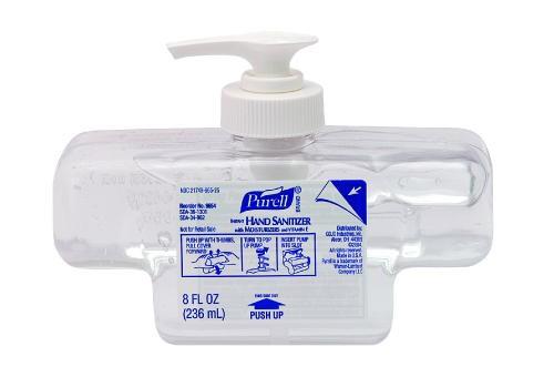 Purell Original Hand Sanitizer, 236 ml