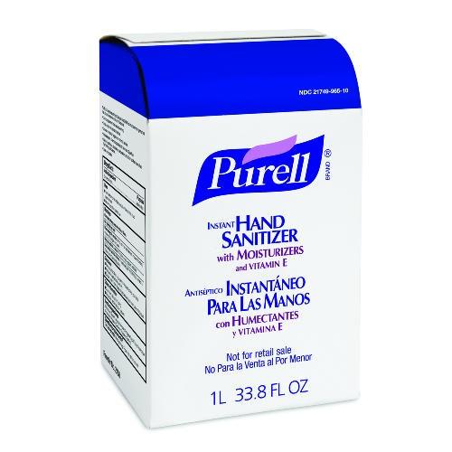 Purell  Hand Sanitizer Bag-in-Box, 800 ml