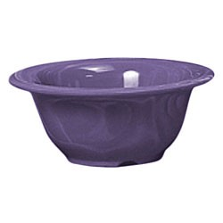 Purple Melamine 10 Oz. Soup Bowl - 5-3/8